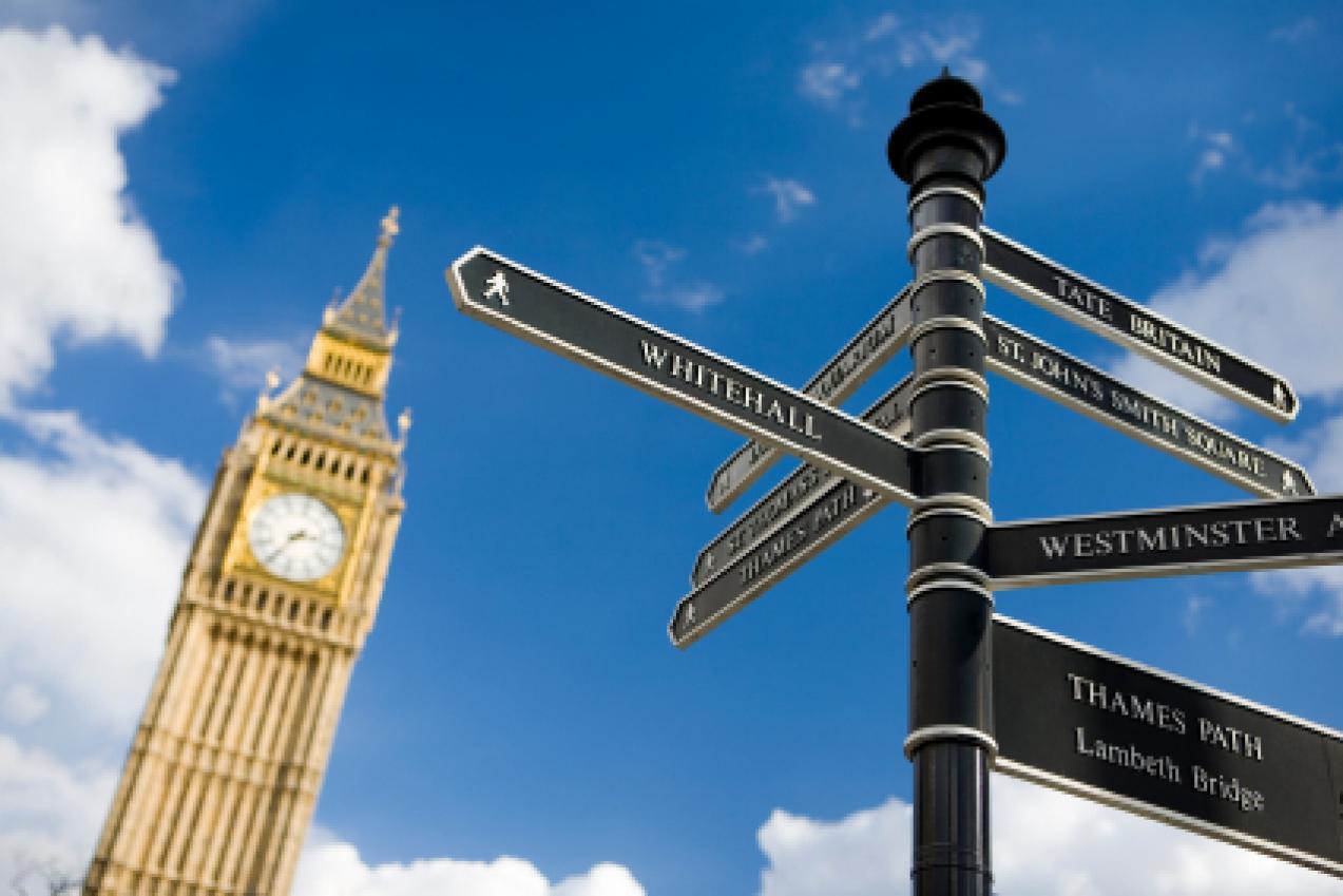 Je pars pour un séjour linguistique à Londres