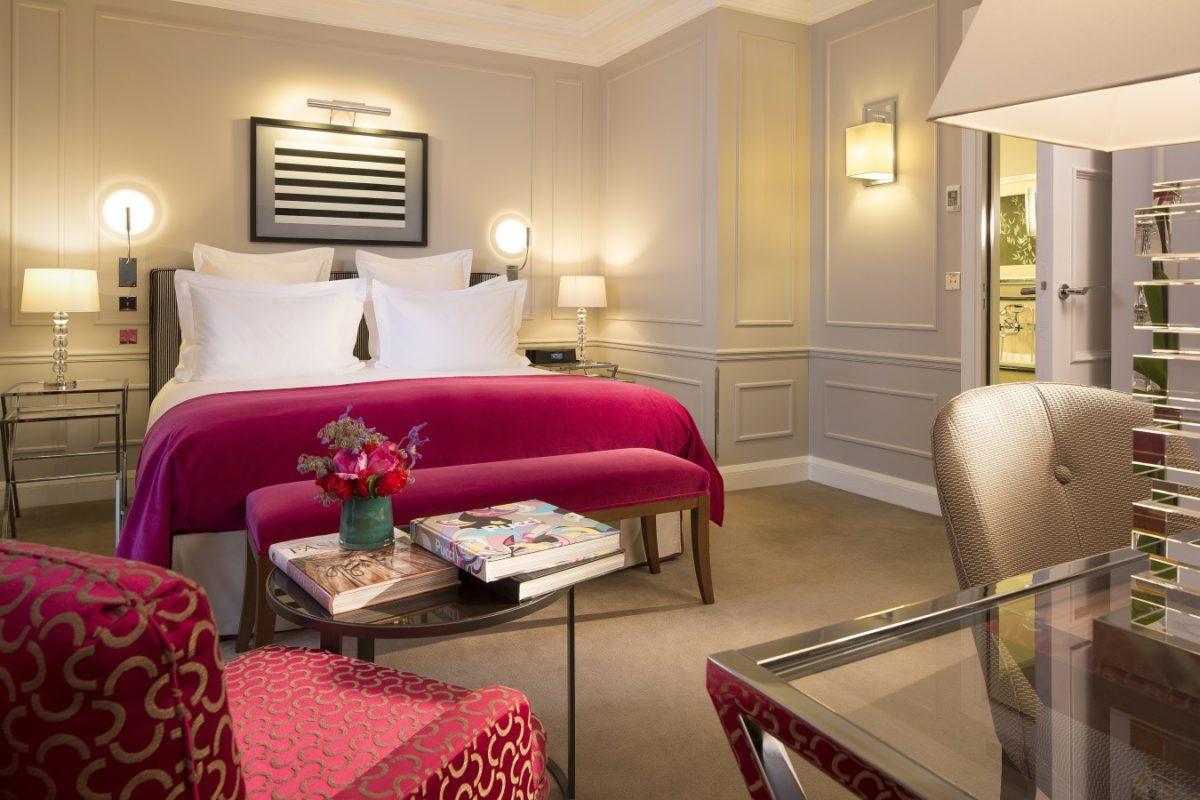Burgundy un h tel luxe et chic pour passer un weekend for Hotel branche a paris